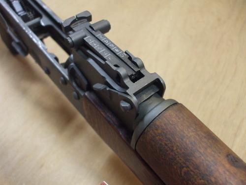 Field Stripping the AK-47 Rifle