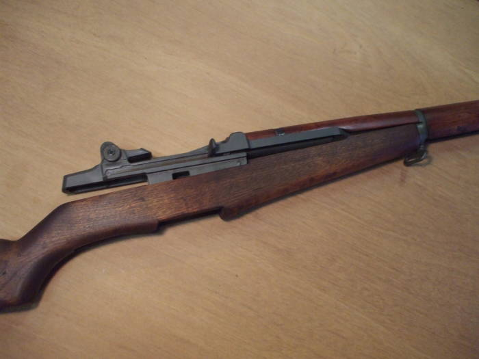 Field Stripping the M1 Garand Rifle
