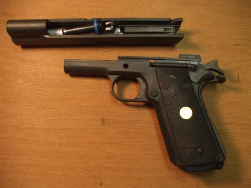 Field Stripping the M1911 Pistol