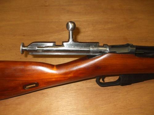 Field Stripping the Mosin-Nagant Rifle