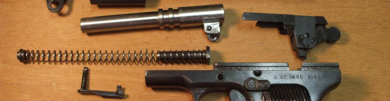 field stripping the tt 30 tt 33 ttc pistol rh m1 garand rifle com tokarev tt 33 owner's manual tokarev tt 33 owner's manual