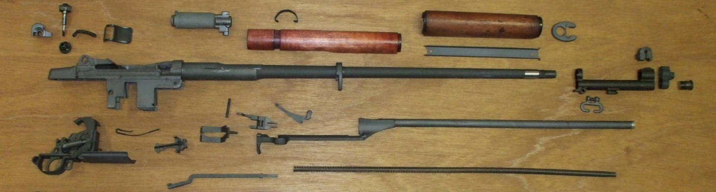 How To Determine The Vintage And Origin Of M1 Garand Parts