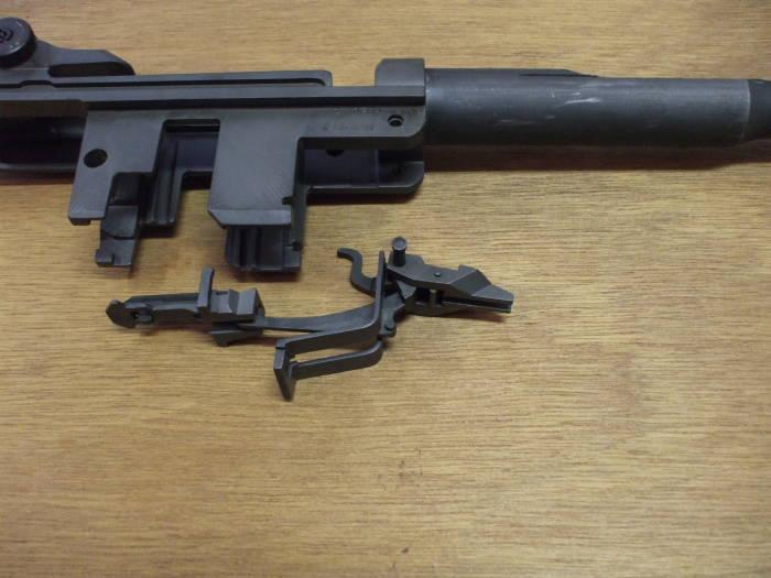 Final embly of an M1 Garand on