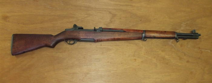 The History of the M1 Garand Rifle