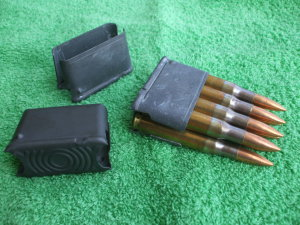 Parkerized And Non M1 Garand En Bloc Clips